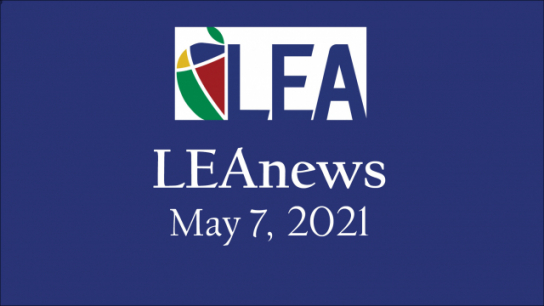 LEAnews - May 7, 2021