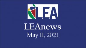 LEAnews - May 11, 2021