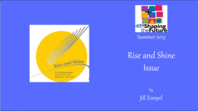 Rise and Shine Issue
