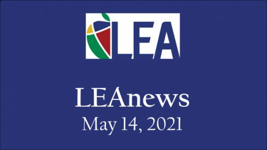 LEAnews - May 14, 2021