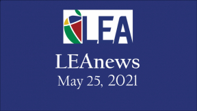 LEAnews - May 25, 2021