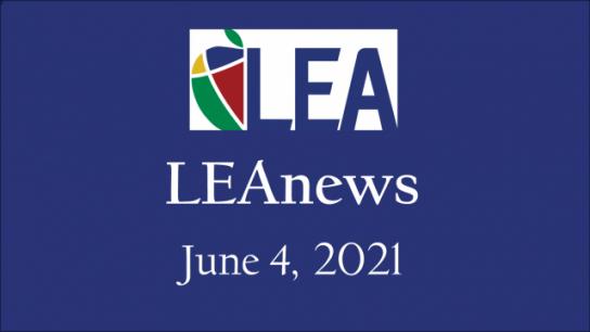 LEAnews - June 4, 2021