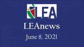 LEAnews - June 8, 2021
