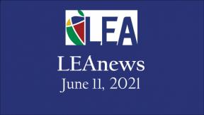 LEAnews - June 11, 2021