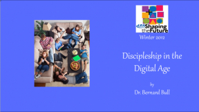Discipleship in the Digital Age