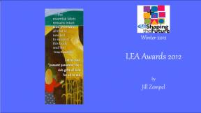 LEA Awards 2012