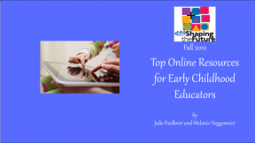 Top Online Resources for Early Childhood Educators