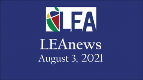 LEAnews - August 3, 2021
