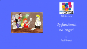Dysfunctional no longer!