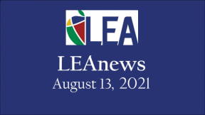 LEAnews - August 17, 2021