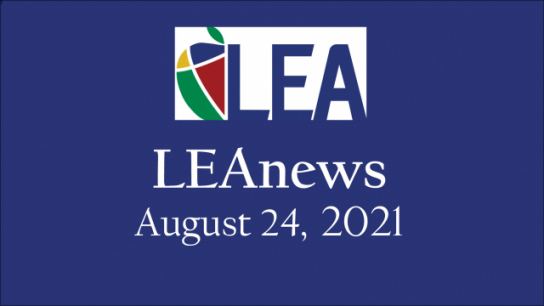 LEAnews - August 24, 2021