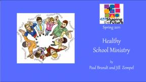Healthy School Ministry