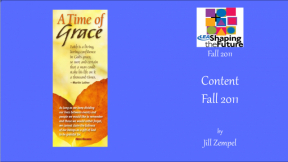 Content Fall 2011