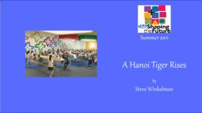 A Hanoi Tiger Rises