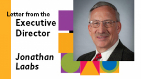 Letter from the Executive Director