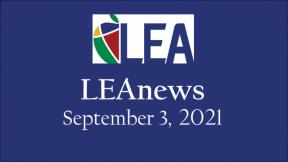 LEAnews - September 3, 2021
