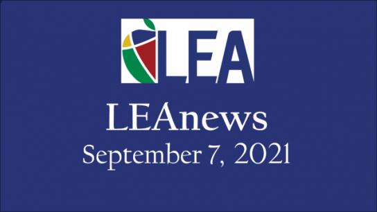 LEAnews - September 7, 2021