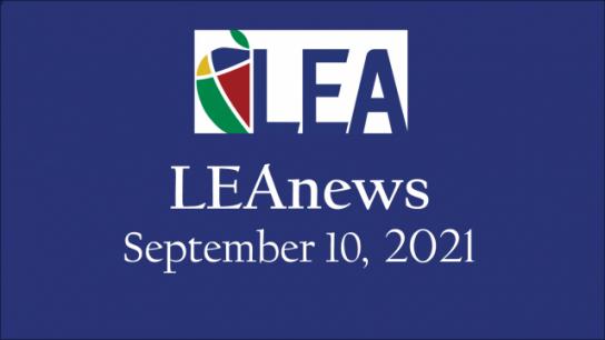 LEAnews - September 10, 2021