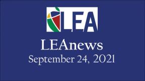 LEAnews - September 24, 2021