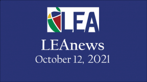 LEAnews - October 12, 2021